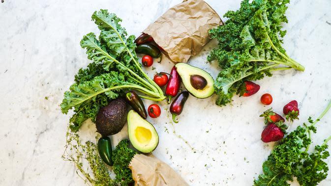 Ilustrasi sayur dan buah | Wendy Wei dari Pexels