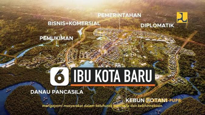 VIDEO: Bangun Ibu Kota Baru, Jokowi Prediksi Pemerintah Habiskan Rp 100 Triliun