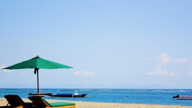 Pantai Senggigi.