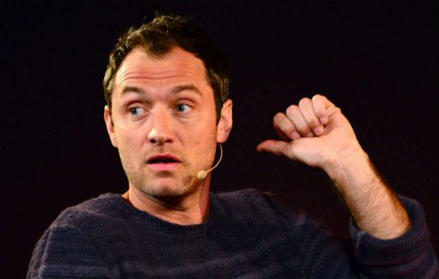 Jude Law quits Jane Got A Gun