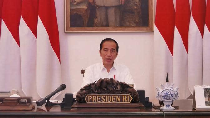Presiden Jokowi resmikan BanggaBuatanIndonesia. (Foto: Do. IdEA)