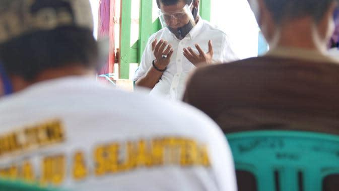 2 Tahun Gempa, Cagub Cudy Ajak Warga Sulteng Doa Bersama
