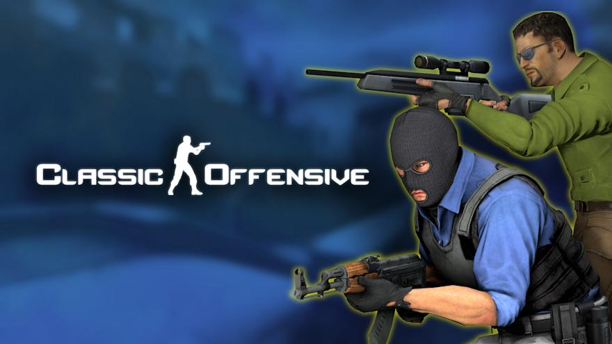Classic Offensive is a fusion of CS 1.6 and CS:GO. (Classic Offensive)