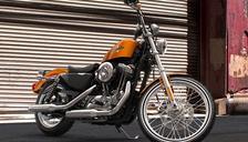 2014 Harley-Davidson Sportster Seventy Two