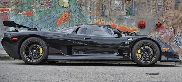 The only Mosler RaptorGTR can be yours for a song — and $700,000