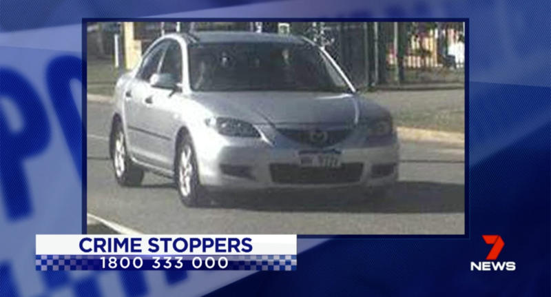 Tamryn's stole n Mazda has been found but the search is still on for her Mandurah attackers. Source: 7 News