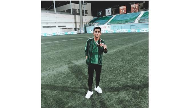 Hambali Tolib (Sumber: Instagram/@officialpersebaya)
