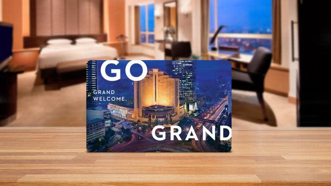 Gift Card Grand Hyatt Jakarta | dok. Grand Hyatt Jakarta