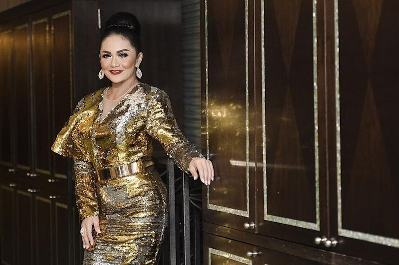 The singer-turned-politician says one of her key focus is providing quality healthcare to Indonesians.