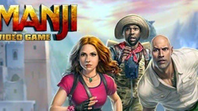 Tersedia Jumanji: The Next Level Versi Game Online