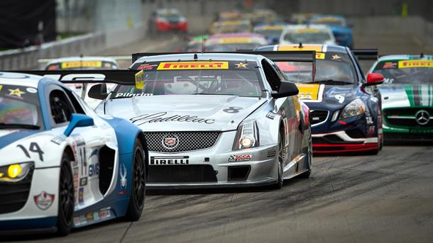 Pirelli World Challenge races, live on your laptop