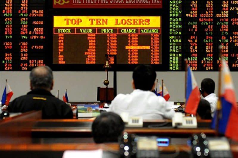 Saham Filipina hentikan kenaikan 4 hari, indeks PSE turun 0,69 persen