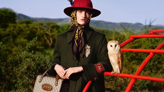 Gucci Pre-Fall 2020. Sumber foto: Document/Gucci.