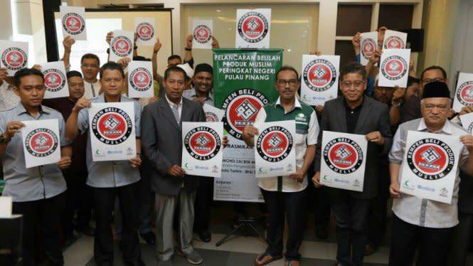 Warga Malaysia Boikot Produk Non-Muslim