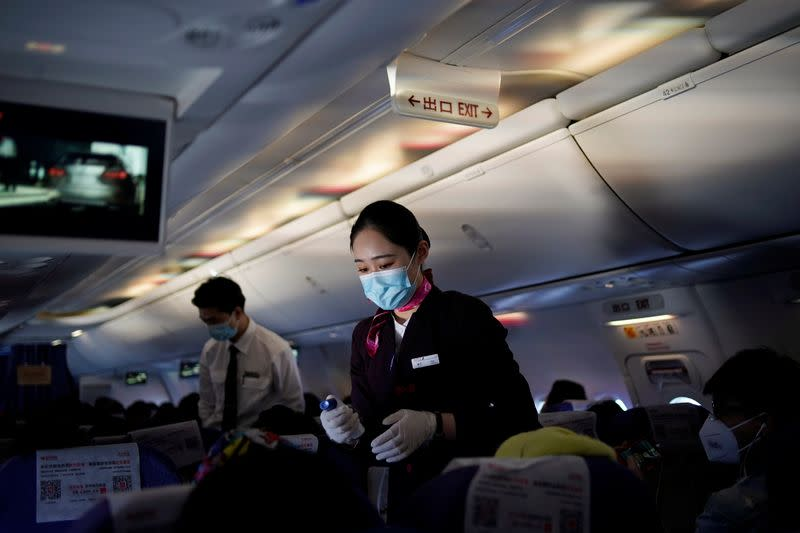 China's Shanghai orders all incoming travellers to undergo 14-day quarantine