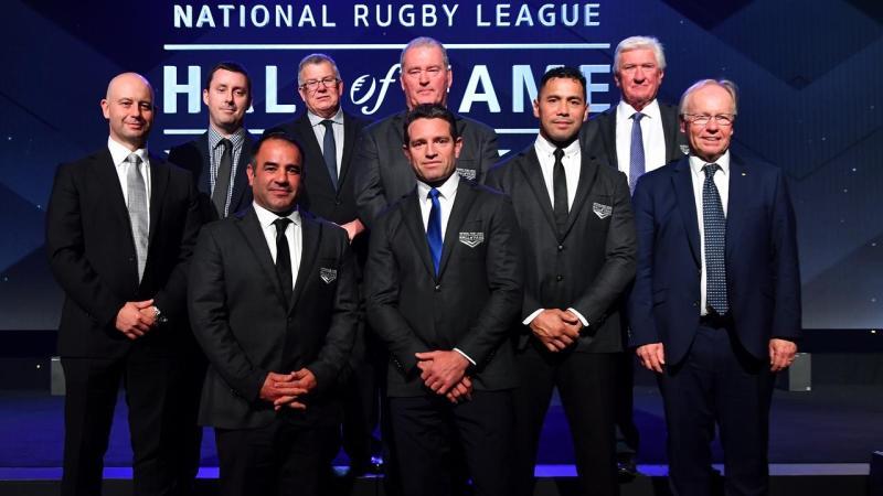 NRL HALL OF FAME 2019