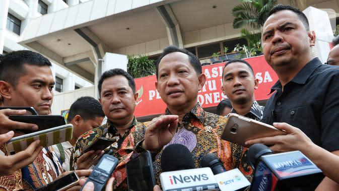 Mendagri Tito: Politik Indonesia Stabil Sejak Jokowi-Prabowo Gabung, Tinggal 212 Saja