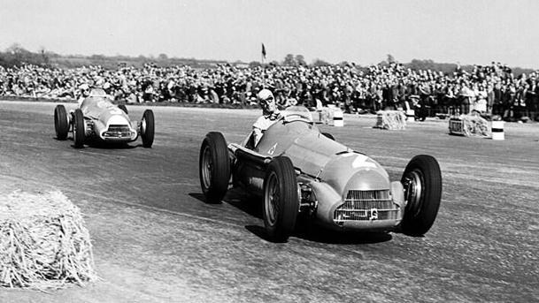 May 13: The first modern Formula 1 race was run on this date in 1950