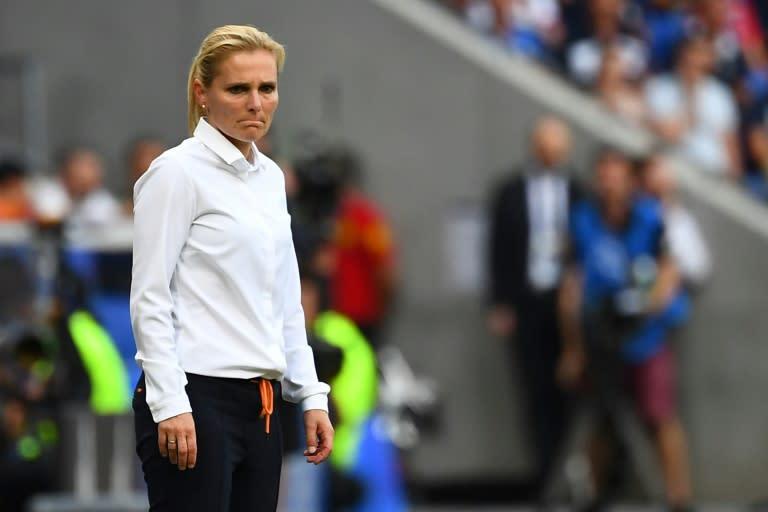 'Steely' Wiegman will be winner for England's women: FA