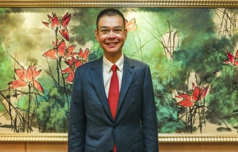 Adrian Li Man-kiu, deputy chief executive, Bank of East Asia. Photo: Jonathan Wong