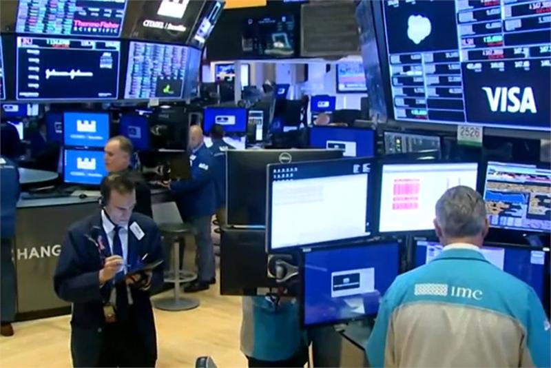 快新聞/投資人看好經濟重啟前景 美股開盤上漲239點