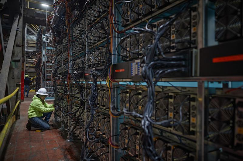 New York Power Plant Sells 30% of Its Bitcoin Mining Hashrate to Institutional Buyers