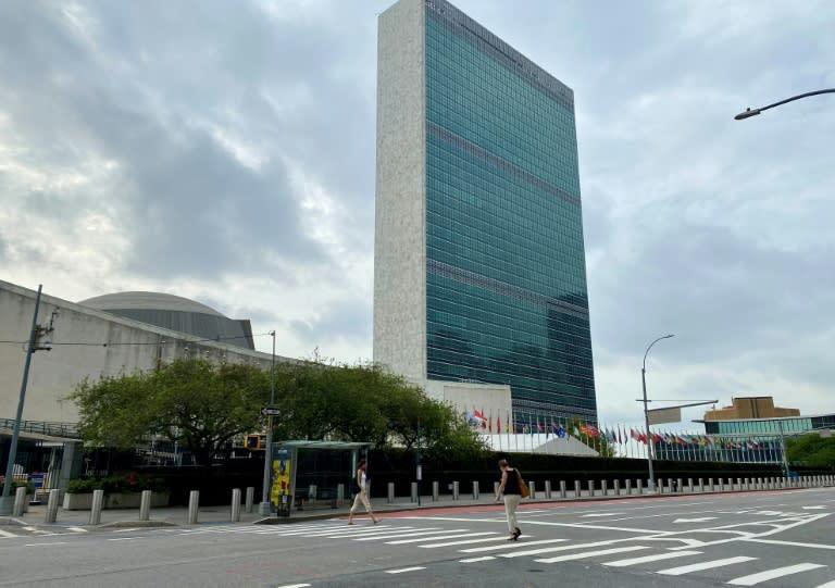 Empty UN summit for world in crisis