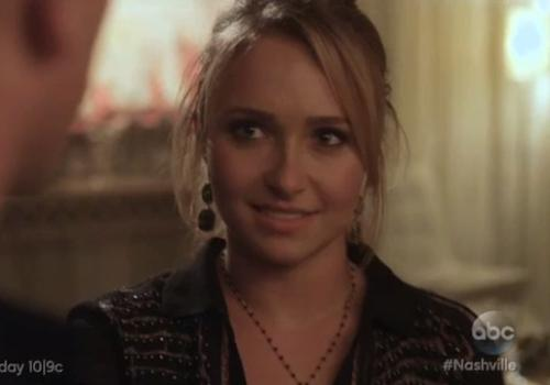 Exclusive Nashville Video: Juliette and Her Married Man Get Down in Her Dressing Room