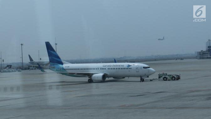 Ingin Terbang dengan Garuda Indonesia? Penumpang Harus Punya Surat Sehat