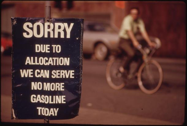 October 17: OPEC launches an oil embargo — and a U.S. recession — on this date in 1973