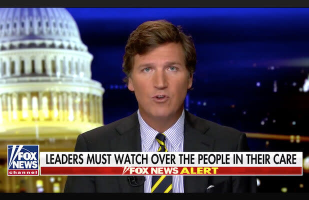 Tucker Carlson Faults Trump After Weekend Protests: 'No One in Charge Stood Up to Save America'