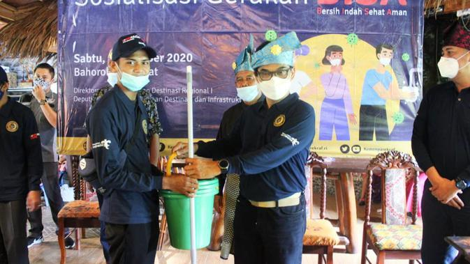 Program BISA digelar di Kabupaten Langkat, Sumut (istimewa)