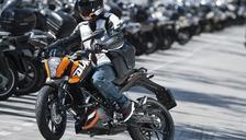 2014 KTM Duke 200
