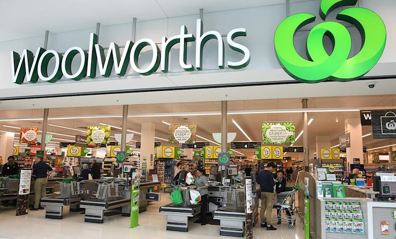 Woolworths Rewards supermarket customers scammed of loyalty points.