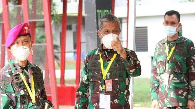 Mayor Jenderal TNI Tugas Ratmono