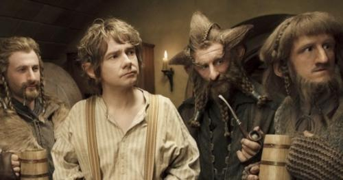 'Django' Beats 'Les Miz' But Can't Catch 'Hobbit' at Box Office