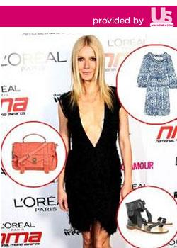 Gwyneth Paltrow Recommends Fans Get $18,000 Worth of Spring Clothes