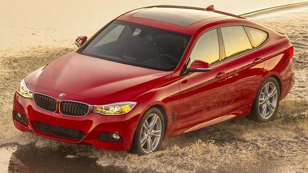 2014 BMW 3-Series Gran Turismo, a hatchback challenge: Motoramic Drives