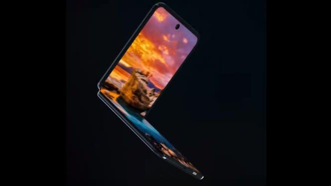 Mungkinkah Ada Ponsel Lipat Murah Meriah, Samsung Cuma Jawab Begini