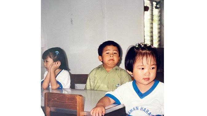 5 Foto Jadul Jerome Polin Saat Masih Anak-Anak, Menggemaskan (sumber: Instagram.com/jeromepolin)