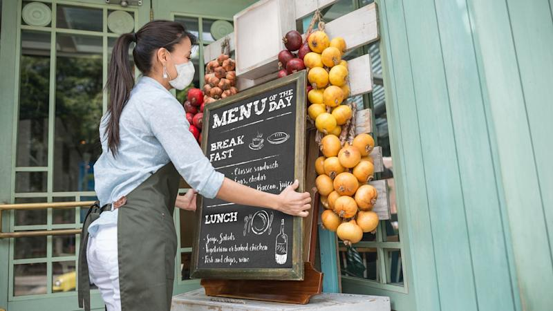What Comes Next: How tech helps restaurants and stores open safely