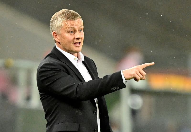 United loss to Palace the result of playing catch-up says Solskjaer