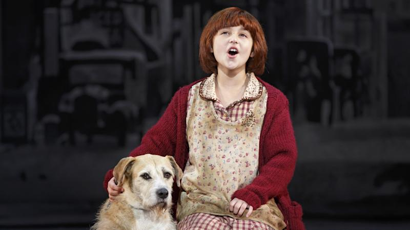 Broadway 'Annie' to Close in January