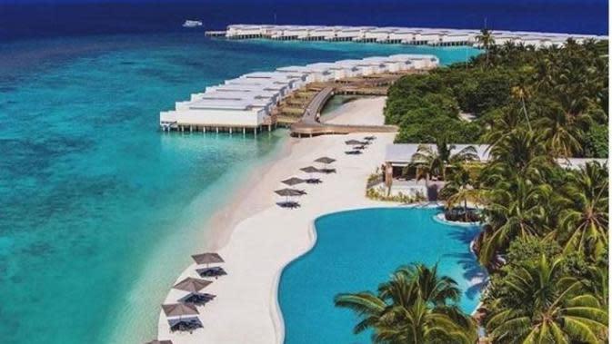Maldives atau Maladewa. (dok.Instagram @visit_maldives/https://www.instagram.com/p/BitG9NyFR8p/Henry