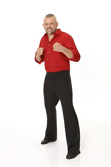 "Ultimate Fighting Championship and the icon of Mixed Martial Arts Chuck Liddell competes in season 9 of ""Dancing with the Stars."""