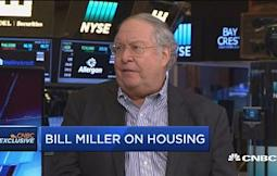 At beginning of 'long bear market in bonds,' which should help banks, investor Bill Miller says