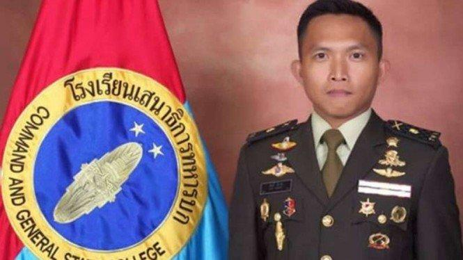 Hebat, Prajurit TNI Kalahkan Amerika dan China di Sekolah Raja Rama X