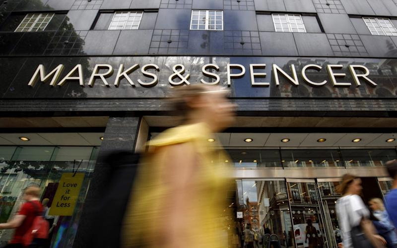 Marks & Spencer - AFP
