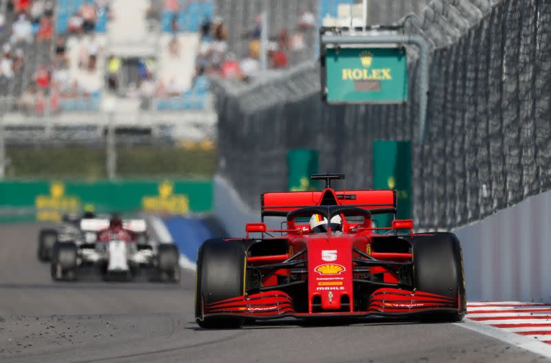 Vettel says maybe he should not have picked some fights