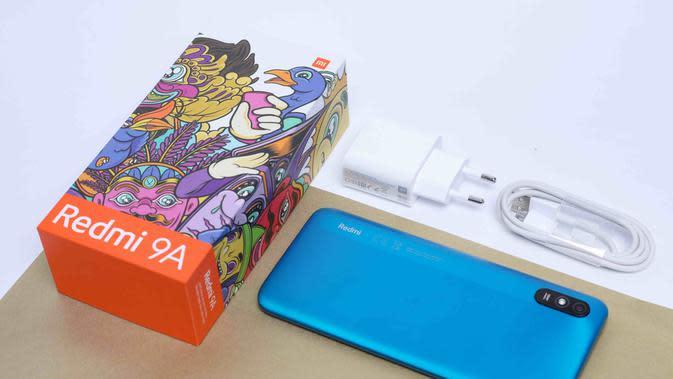 Redmi 9A | dok Xiaomi Indonesia